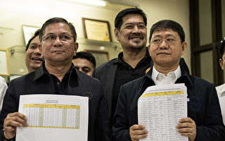 菲律宾内政部长感染中共病毒 未出现症状