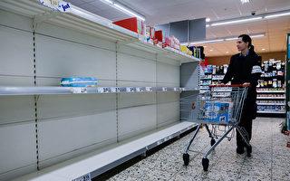 中共病毒全球延燒 是否會導致食品危機?