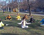 乌克兰法轮功学员传真相  疫情下多向神祈祷