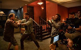 克里斯漢斯沃聯手《復4》金牌編導 粉絲在家就能看「雷神」