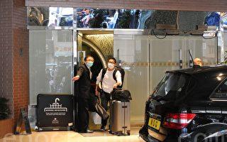 組圖:防堵疫情 香港「限聚令」再延14天