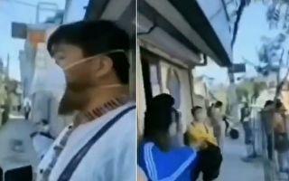 【現場視頻】傳尼泊爾華人要回國 中共大使館拒絕