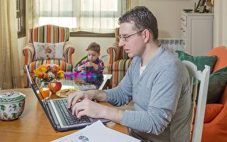 疫情暴露職業差異 高收入者在家辦公比例高