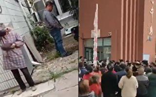 【现场视频】江苏一高中生倒地后死亡 家属痛哭