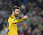 世界足坛收入排行 梅西力压C罗升至首位