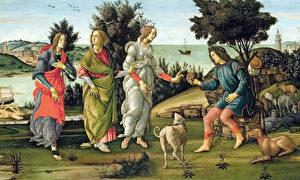 重读希腊神话《帕里斯的裁判》:我们忽略了谁?
