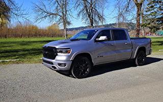 车评:吃柴油的公羊 2020 RAM 1500 Laramie