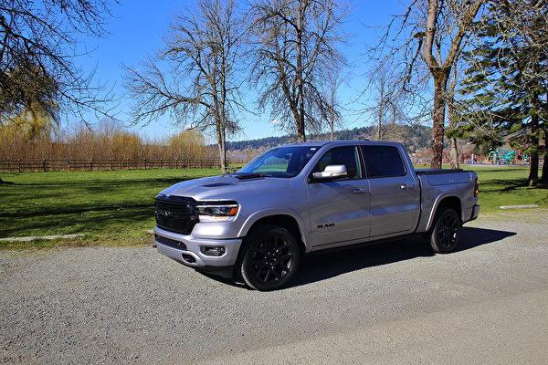 車評:吃柴油的公羊 2020 RAM 1500 Laramie