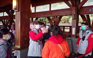 林鐵2日起旅客全程戴口罩 體溫過高不得搭乘
