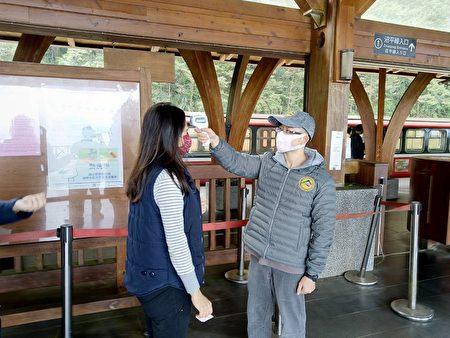 林铁2日起旅客全程戴口罩,体温过高不得搭乘。
