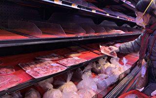 疫情冲击 美国加拿大食品杂货价格上涨