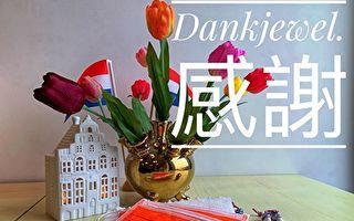 """台湾贴心赠荷兰""""橘色口罩"""" 网友赞:客制太有诚意!"""