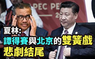 【紀元播報】夏林: 譚得賽與北京雙簧悲劇結尾