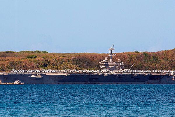 台湾恢复关岛办事处 专家:强化台美军事协作
