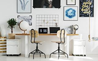 裝飾家庭辦公室的5個最佳技巧