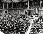未來的人們都將在善惡間抉擇——1950年宋美齡《在紐約向全美廣播演說》