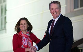 萊特希澤:新北美貿易協定將助美國經濟重啟