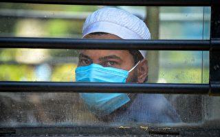 組圖:中共肺炎肆虐 印度鎖國對抗疫情