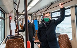 德国权威防疫机构:建议全民戴口罩防疫