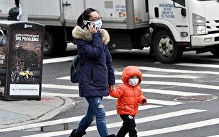 如何知道孩子感染了新型冠狀病毒(中共病毒)?疫情嚴重時可以帶孩子出門嗎?(Dia Dipasupil/Getty Images)