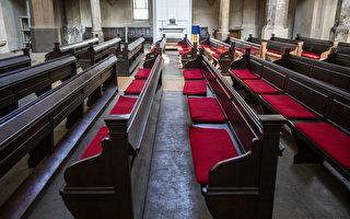 组图:疫情冲击复活节 德国教堂冷清