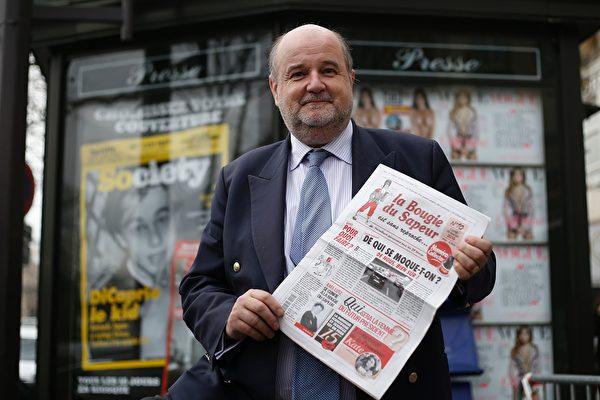 法國奇特報紙只在2月29日出刊 4年才一次