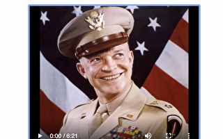 艾森豪威尔将军 生命的选择题