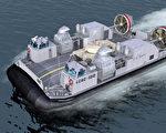美海軍訂購15艘新氣墊登陸艇LCAC 100