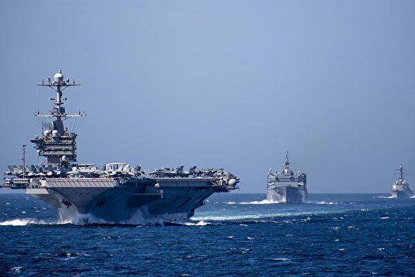 尼米兹号重返亚太 云峰试射成功 美台连盟抗共