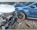 【现场视频】武汉男子愤怒撞毁多辆车