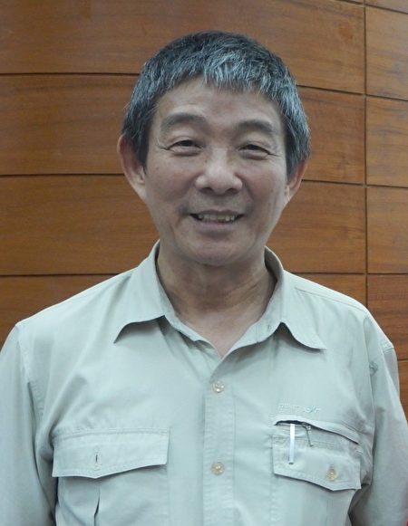 圖為中興大學蟲系教授楊正澤。