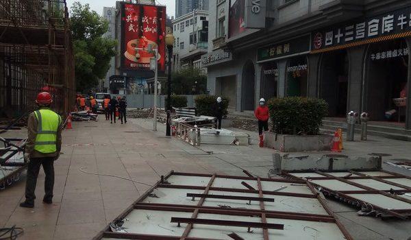 公民记者:武汉疫情未结束 工厂机器空转