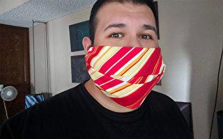 聖地亞哥縣要求超市店員必須戴口罩