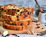 动手做料理 度过孩子停课期 (1):巧克力香蕉杏仁面包