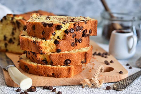 動手做料理 度過孩子停課期 (1):巧克力香蕉杏仁麵包