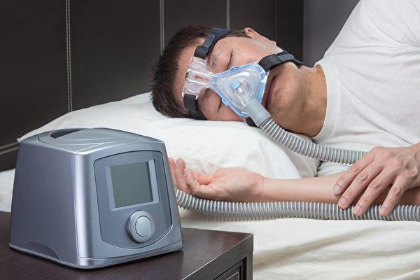 正壓呼吸器(PAP)是一種人工呼吸器,最近在中共肺炎(武漢肺炎)患者的救治中起到重要作用。(Shutterstock)