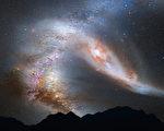 天文學家首次親眼目睹遙遠星系在迅速死亡