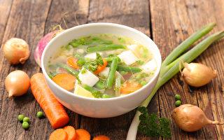 蔬菜是防癌宝库  医师:煮成蔬菜汤更有2大好处