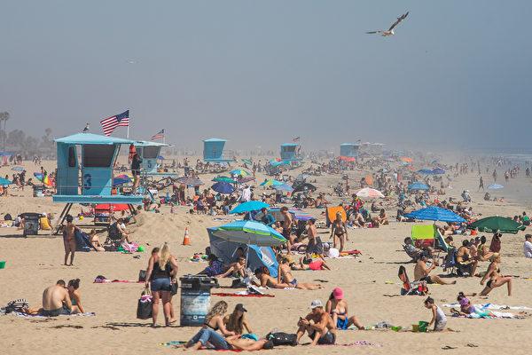 【最新疫情5·7】加州周五开始重新开放