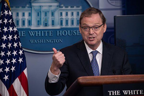 回应港版国安法 白宫顾问:美不会让中共过关