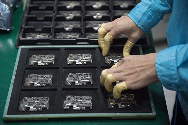中美芯片数据对比 告诉你竞争的现实