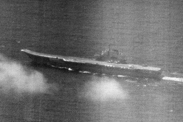 鐘原:遼寧號航母短暫游擊戰退場