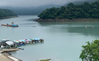 五月梅雨石門水庫蓄水50.5%過半  「億」助水庫