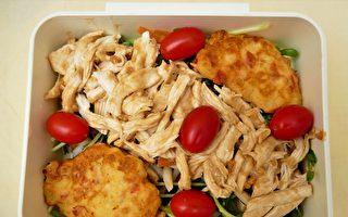 清冰箱正是时候!马铃薯泥煎饼餐盒
