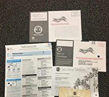 共和黨團告紐森:違法讓全州郵寄投票