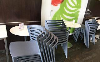 【圣地亚哥疫情5.22】第二阶段重启 餐馆半开放