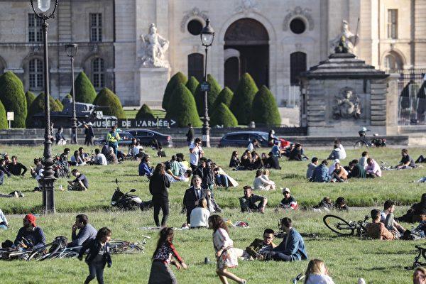 組圖:法國逐步解封 首要任務救觀光業