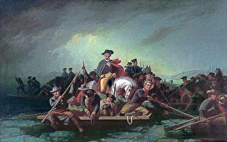 华盛顿将军系列故事:为了国家,请留下