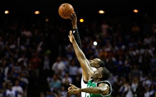 NBA球員爭球