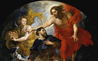 魯本斯筆下的聖洛克——無懼瘟疫的慈悲